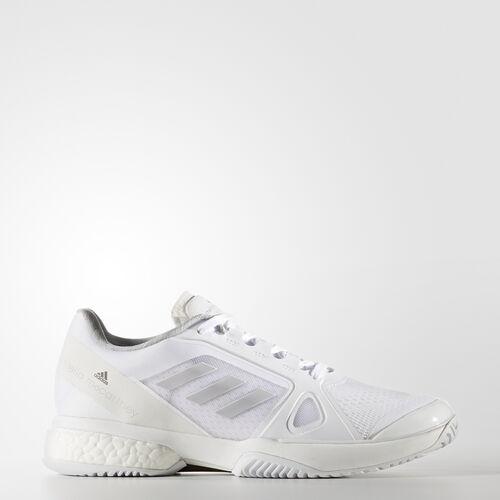 adidas - adidas by Stella McCartney Barricade Boost 2017 Shoes Footwear White/Lgh Solid Grey/Night Steel-Smc BY1621