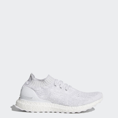 adidas - UltraBOOST Uncaged Shoes Footwear White/Footwear White/Crystal White S80780