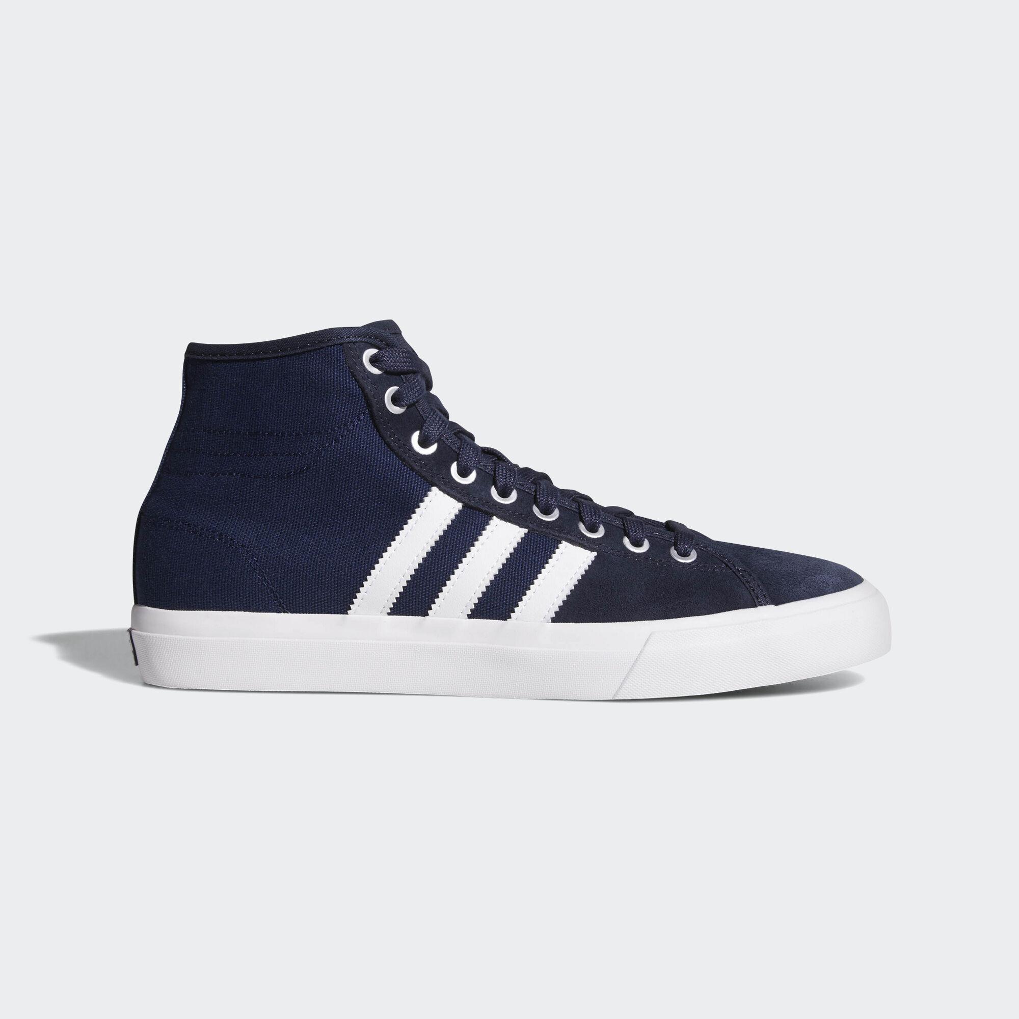 adidas matchcourt high rx shoes blue adidas regional. Black Bedroom Furniture Sets. Home Design Ideas