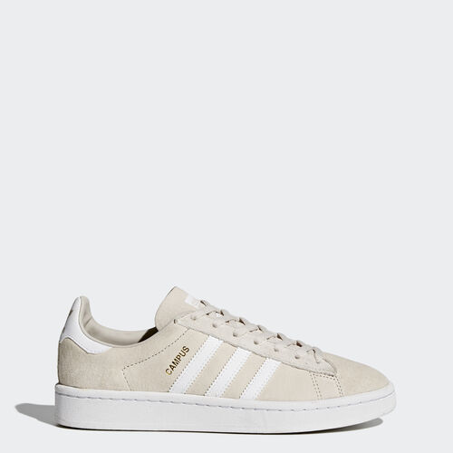 adidas - Campus Shoes Clear Brown/Footwear White/Crystal White BY9846