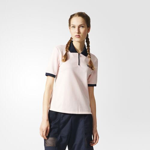 adidas - Polo Shirt Icey Pink BQ5740