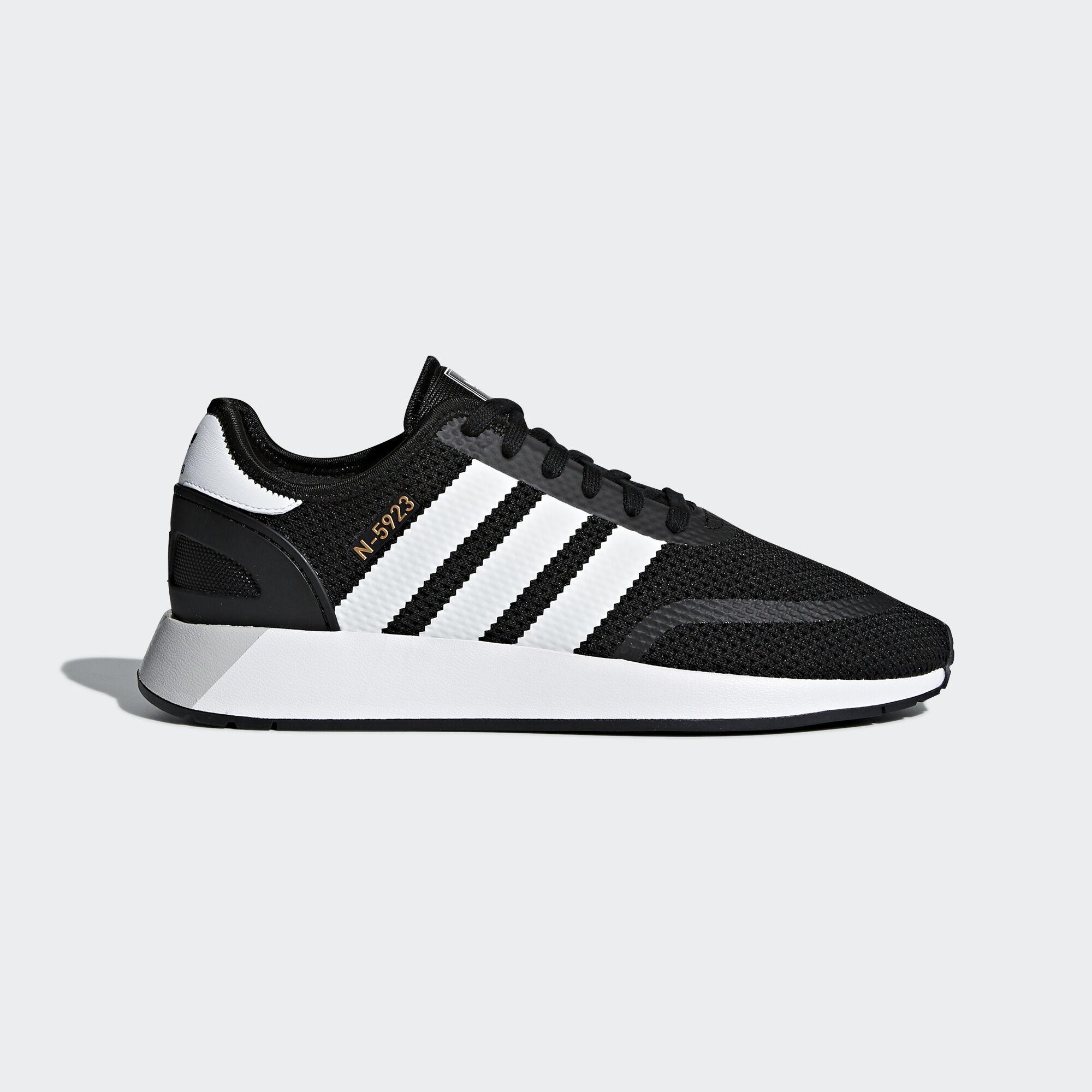 ADIDAS ORIGINALS N5923 70's INSPIRED RETRO CQ2337 CORE BLACK/FOOTWEAR WHITE/GREY