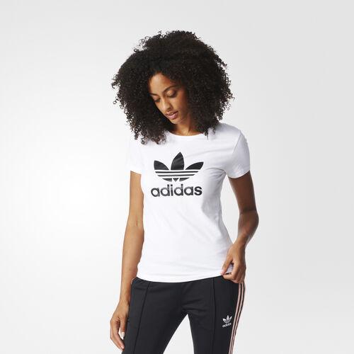 adidas - Trefoil Tee White/Black BR8054