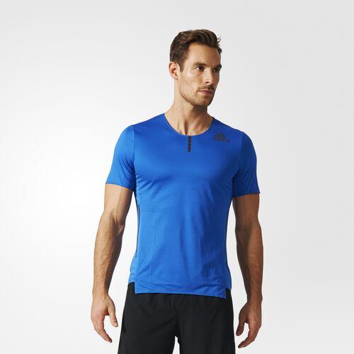 adidas - Tričko adizero Blue S99685