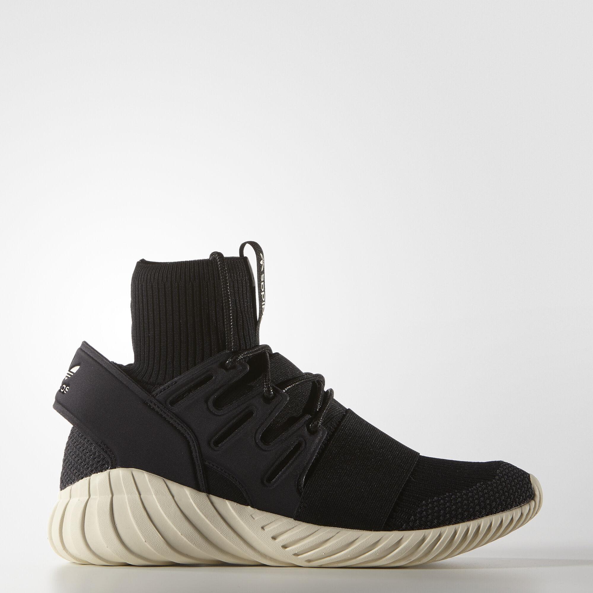 Adidas Tubular Doom Primeknit / Core Black