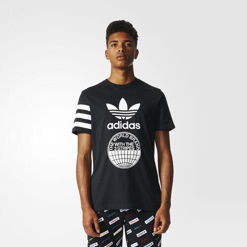 adidas - Street Graphic Tee Black BP8893