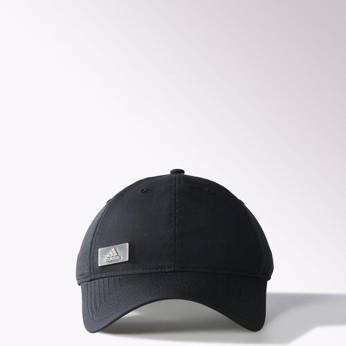 adidas - Performance Metal Logo mössa Black/Black/Runwht S20444