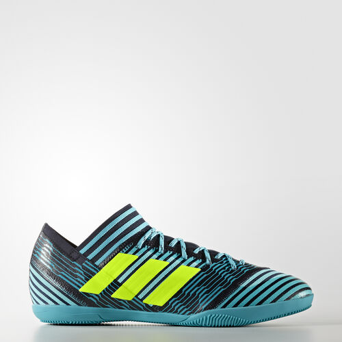 adidas - Nemeziz Tango 17.3 Indoor Boots Legend Ink /Solar Yellow/Energy Blue BY2462