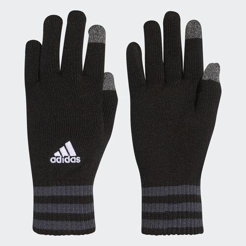 adidas - Tiro Gloves Black/Dark Grey B46135