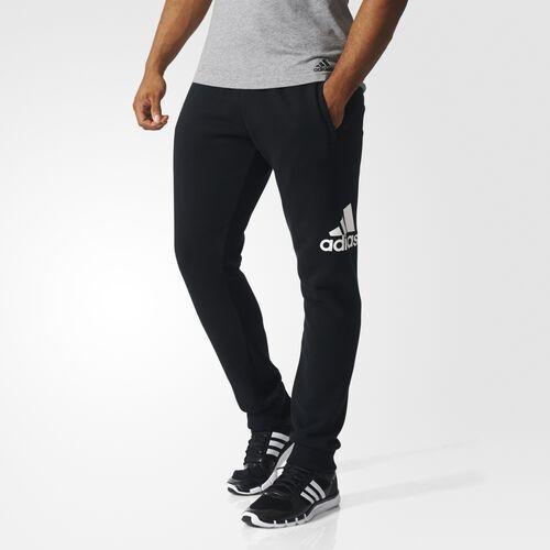 adidas - Pantalon Sport Essentials Logo Black/White AB6527