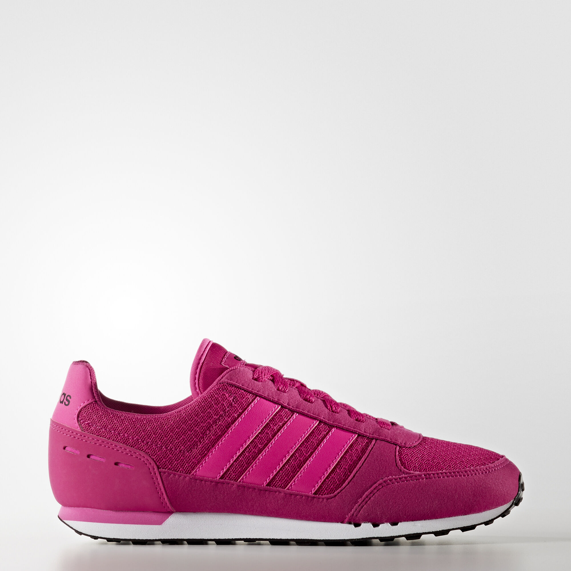 Adidas Neo Pink And Black