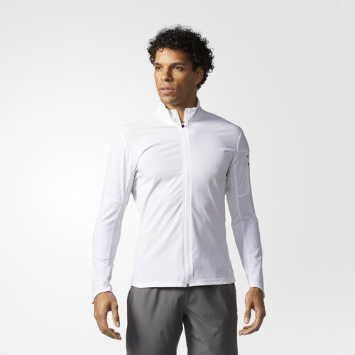 adidas - Supernova Storm Jacket White BQ7248