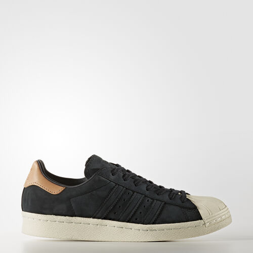 adidas - Superstar 80s Shoes Core Black/Off White BB2057