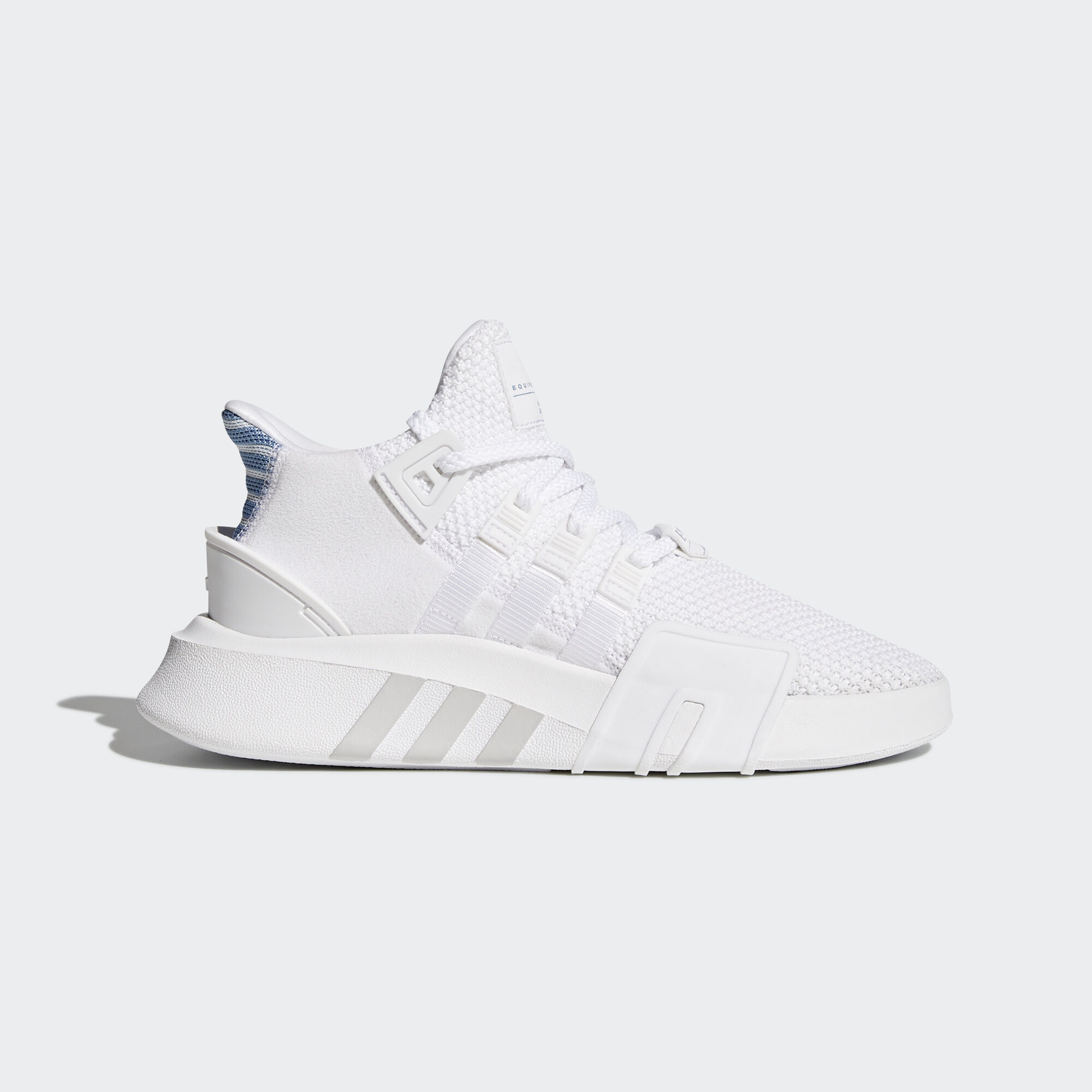 ... adidas - EQT Bask ADV Shoes Ftwr WhiteFtwr WhiteAsh Blue AC7354 adidas  Originals EQT Support ... a29e9373a