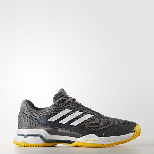 adidas - Barricade Club Shoes Night Metalic /Footwear White/Core Black BY1638