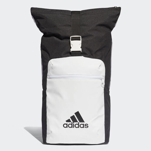 adidas - Core Backpack Black/White/Black BR1589