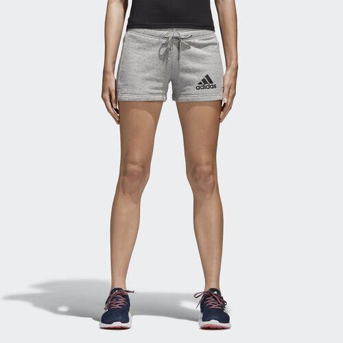 adidas - Short Essentials Solid Medium Grey Heather/Black S97162