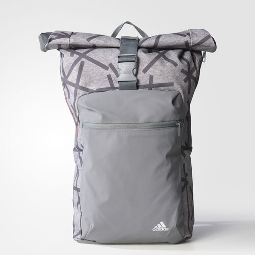 adidas - Young Athletes Backpack Grey Three /Tactile Rose /Grey Three CD2820