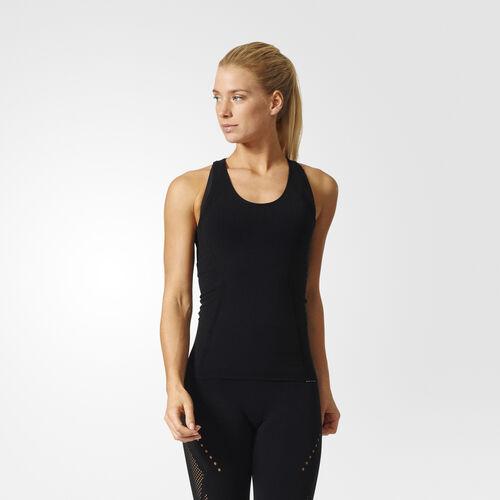 adidas - Warp-Knit Tank Top Black BK4502