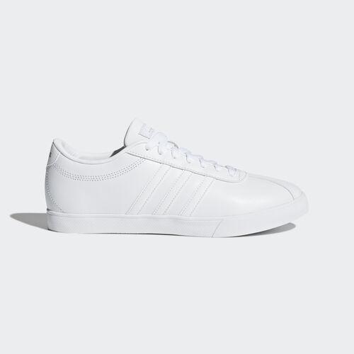 adidas - Courtset Shoes Footwear White/Matte Silver BB9659
