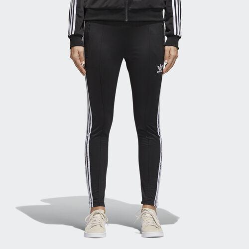 adidas - Spodnie dresowe SST Track Pants Black BK0004
