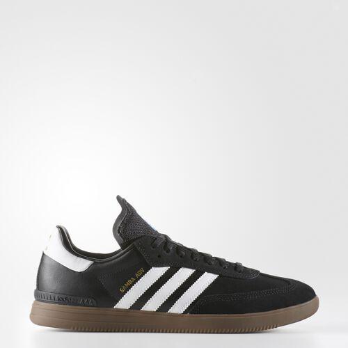 adidas - Samba ADV Shoes Core Black/Footwear White/Gum BB8685