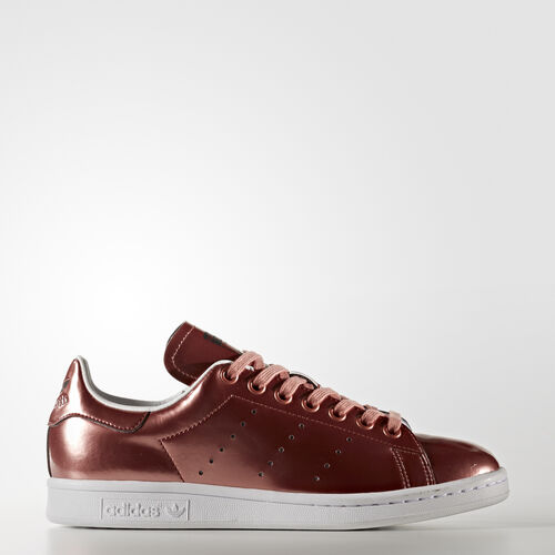 adidas - Stan Smith Shoes Copper Metallic/Footwear White CG3678