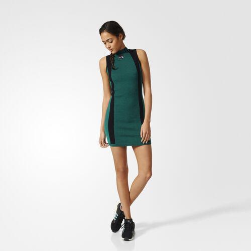 adidas - Vestido Sub Green/Black BK2279