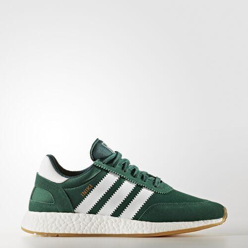 adidas - Iniki Runner Shoes Collegiate Green/Footwear White/Gum BY9726