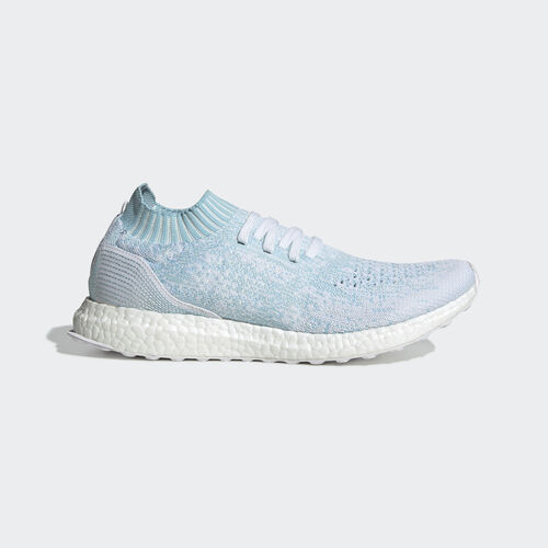 adidas - UltraBOOST Uncaged Parley Shoes Icey Blue /Footwear White/Icey Blue CP9686