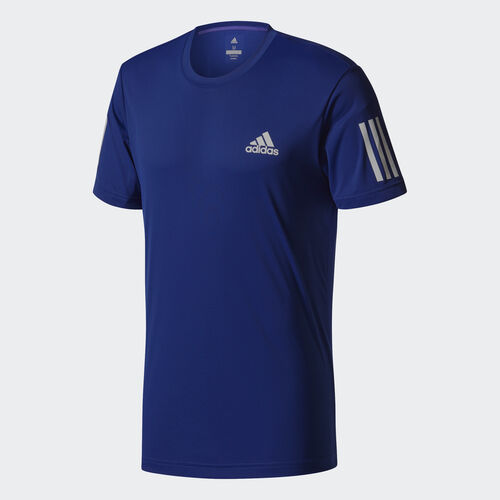 adidas - Club Tee Mystery Ink /White/Energy Ink /White BQ4919