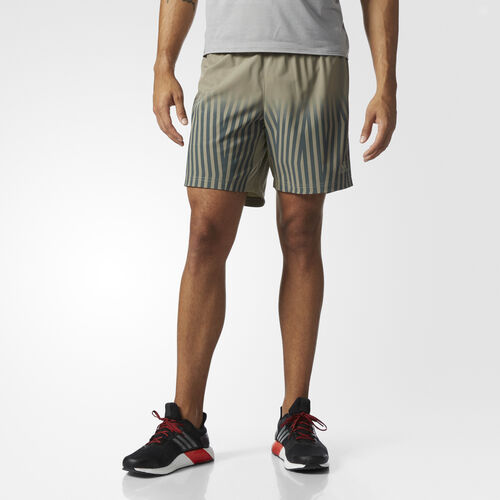 adidas - Supernova Graphic Shorts Trace Cargo S98002