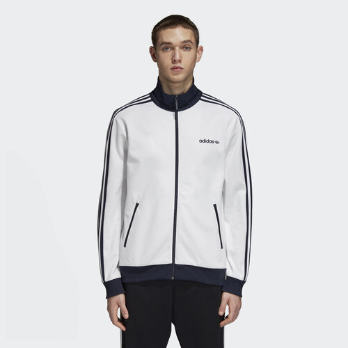 adidas - Beckenbauer Trainingsjack White BR2296