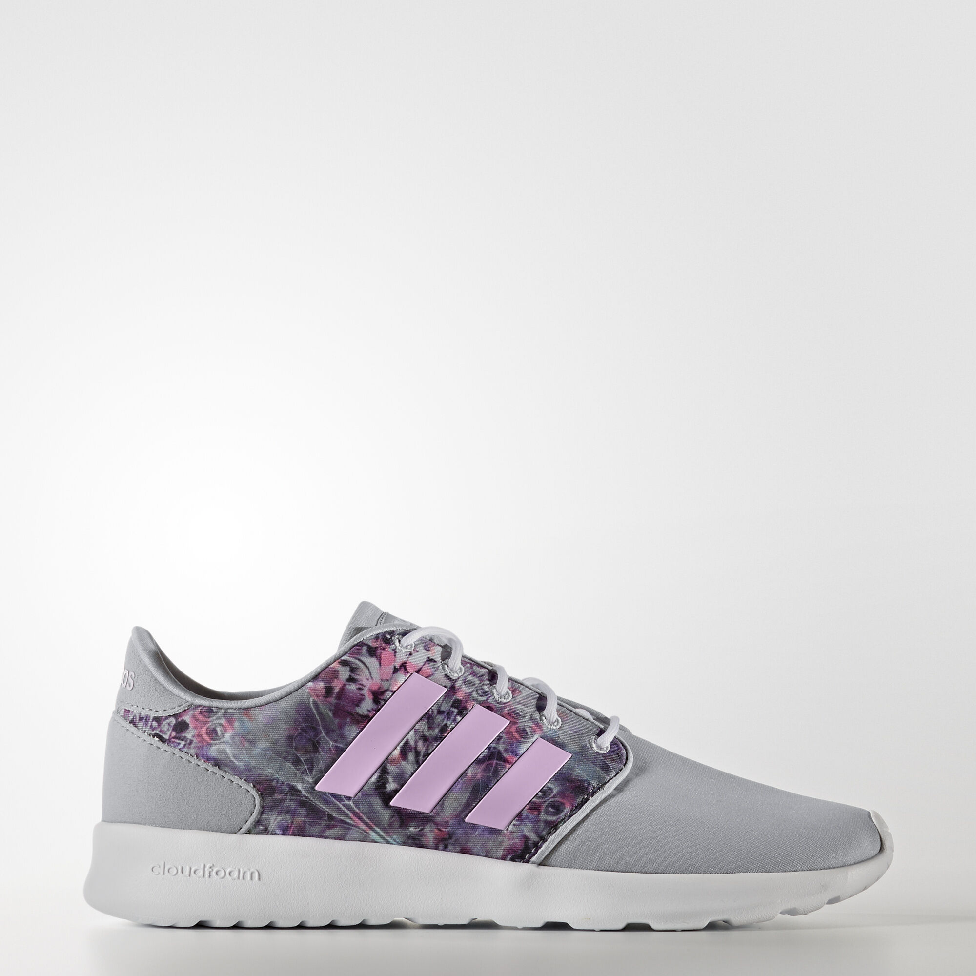 Adidas Neo Cloudfoam Qt Racer Women&s Shoes