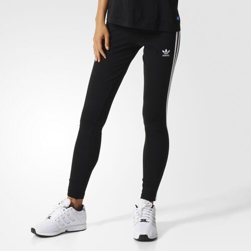 adidas - 3-Stripes Leggings Black AJ8156