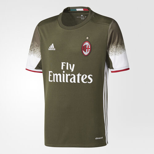 adidas - AC Milan Replica Third Jersey Night Cargo/White AI6882