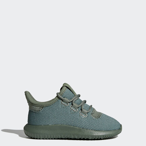 adidas - Tubular Shadow Shoes Trace Green /Trace Green /Tactile Yellow BZ0348