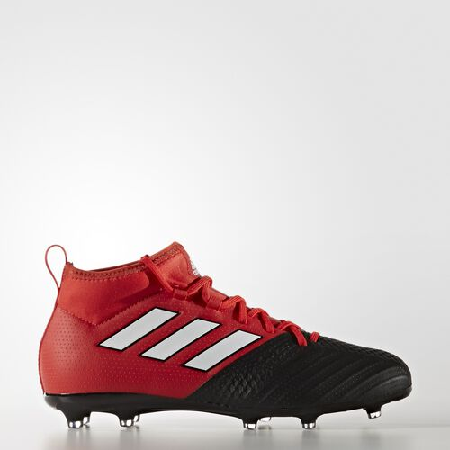 adidas - ACE 17.1 Firm Ground Boots Red/Footwear White/Core Black BA9214