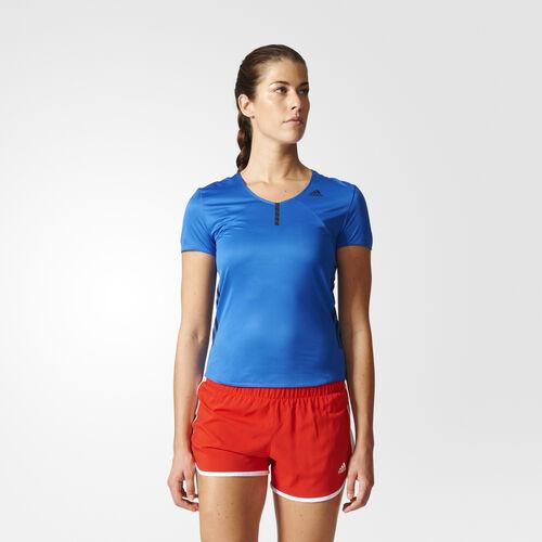 adidas - adizero T-shirt Blue BQ7616