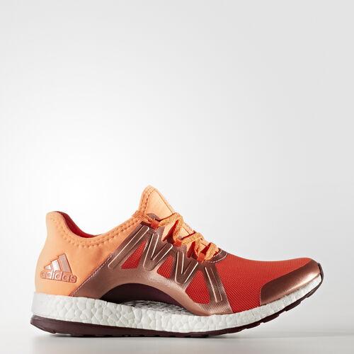 adidas - Pure Boost Xpose Shoes Energy/Glow Orange/Maroon BB1731