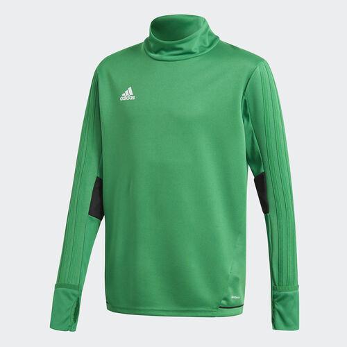 adidas - Tiro17 Training Top Green/Black/White BQ2760