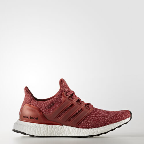 adidas - Ultra Boost Shoes Mystery Red/Tactile Pink BA8927