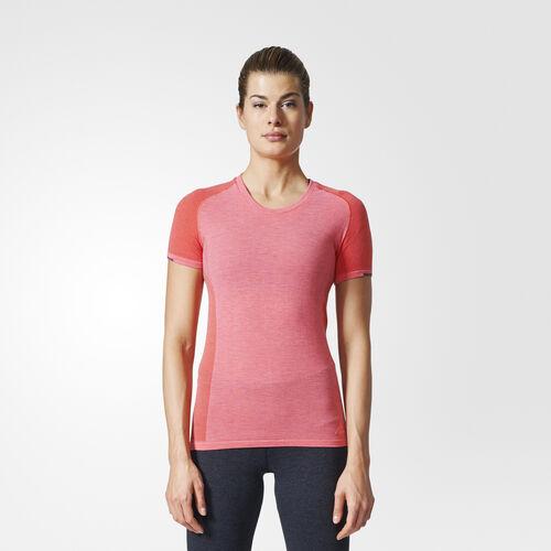adidas - Primeknit Wool Tee Pink/Easy Coral/Black AZ2872