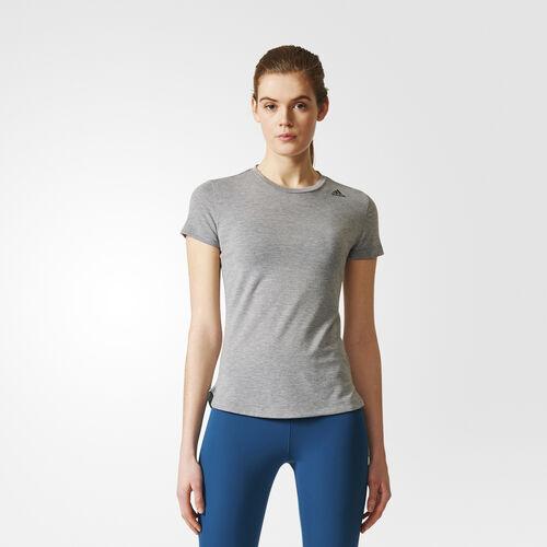adidas - Prime T-shirt Ch Solid Grey BQ5832