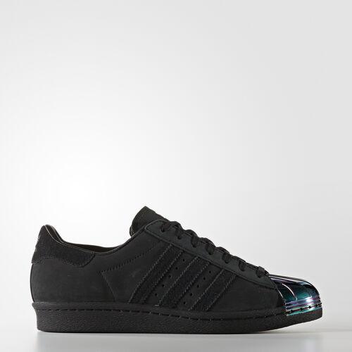 adidas - Superstar 80s Shoes Core Black/Core Black/ White S76710