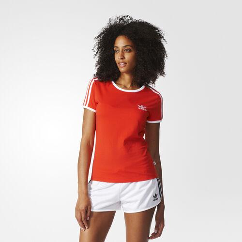 adidas - Sandra 1977 T-Shirt Core Red BK7134