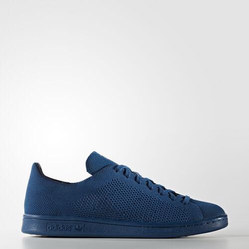 adidas - Stan Smith Primeknit Shoes Tech Steel/Tech Steel/Tech Steel S80067