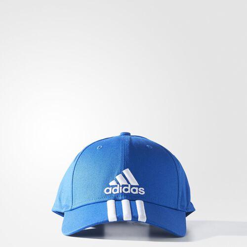 adidas - Performance 3-Stripes keps Blue/White/White AB0536
