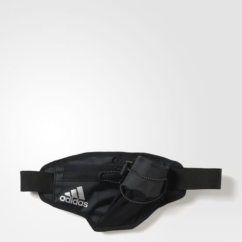 adidas - Sac banane Running Bottle Black/Grey/Matte Silver S96349