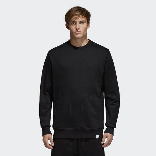adidas - XbyO Crew Sweatshirt Black BQ3082
